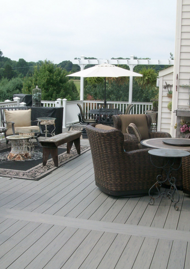 outdoor living spaces washington dc