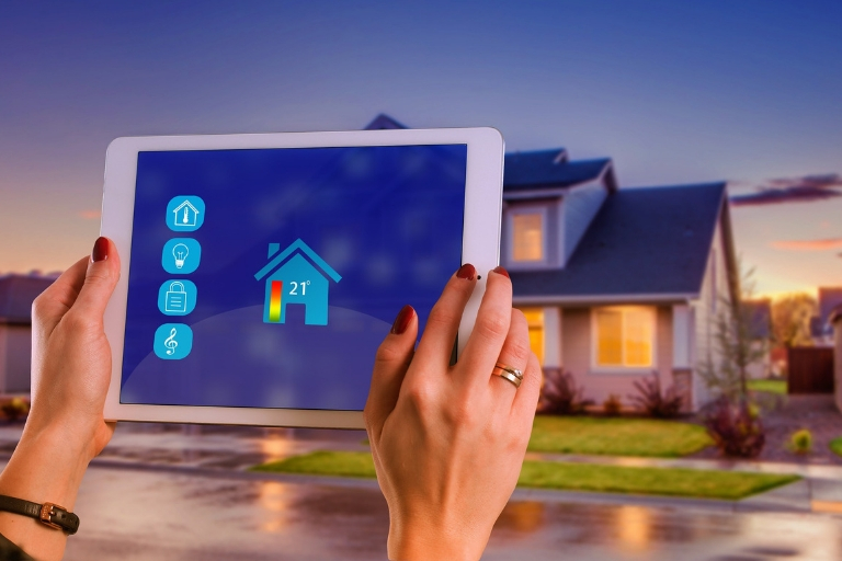 can you build a smart home maryland