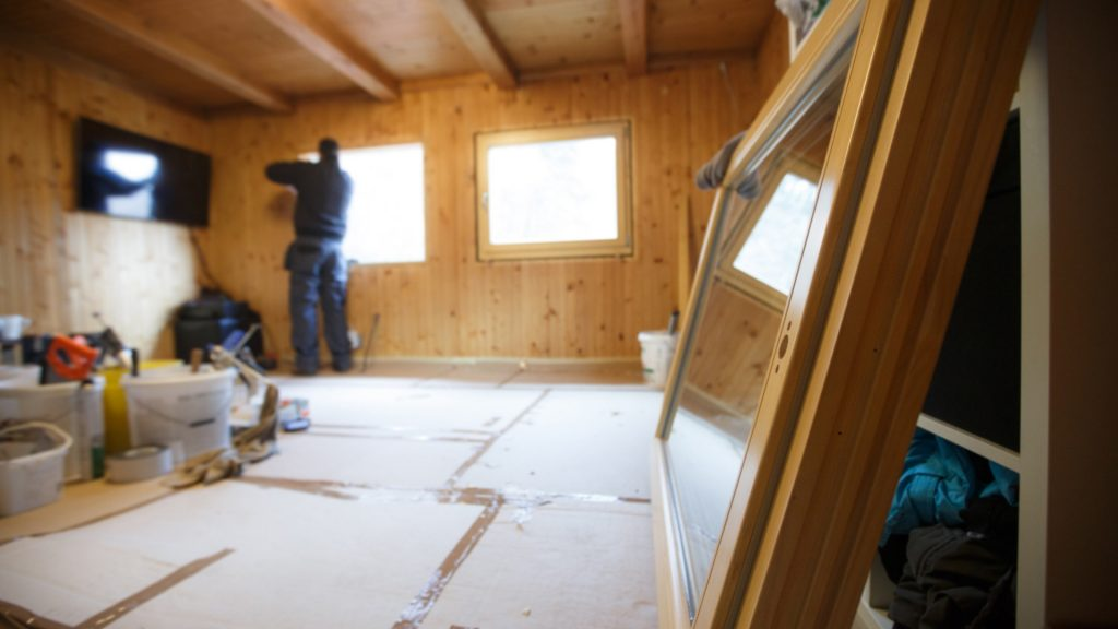 average cost of a home remodel