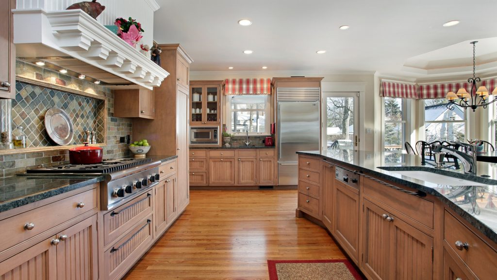large family kitchen design