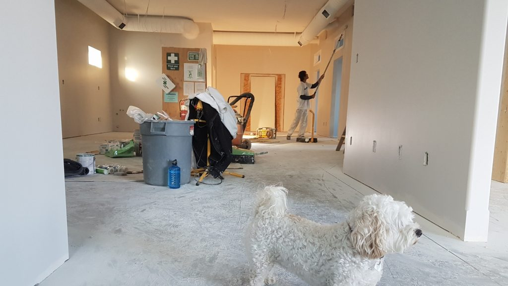 winthorpe remodel how long does a basement remodel take